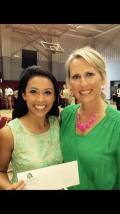 Dr. Ashley Matthews Scholarship Recipient